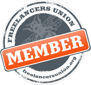 Member of the Freelancers Union